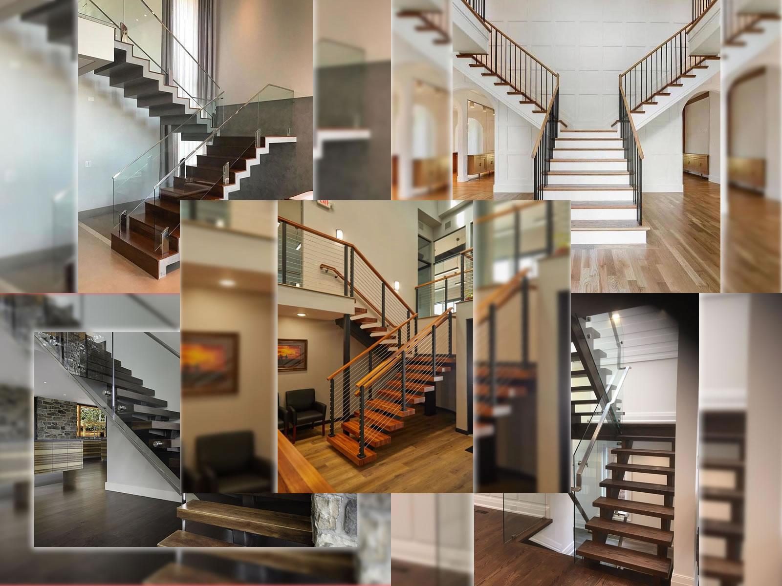 Villa Merdiven Korkuluğu Öne Çıkan Görsel